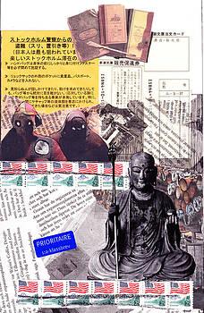 Voodoo Budha by Kyra Munk Matustik