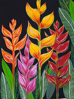 Votua Road Gingers by Bania Thaggard