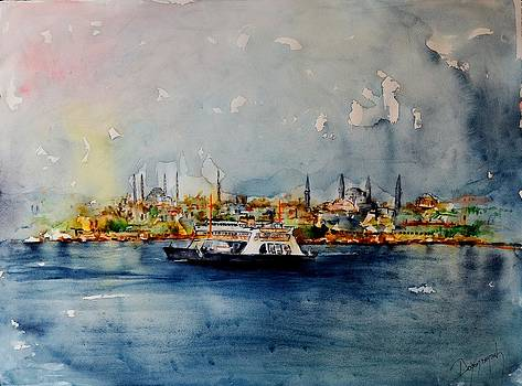 W 56 Istanbul by Dogan Soysal