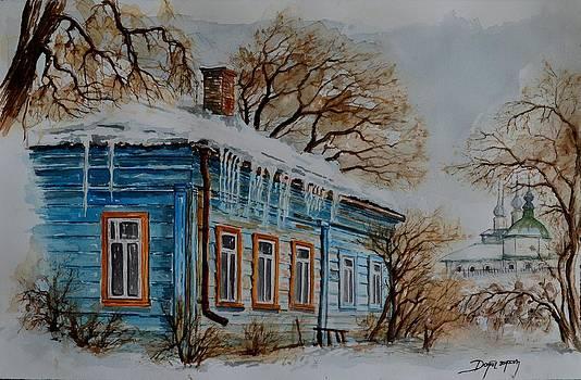 W 61 Suzdal by Dogan Soysal