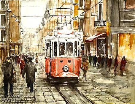 W60 Istanbul by Dogan Soysal