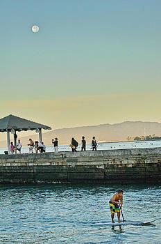 Waikiki Sunrise by Neil Jacobs