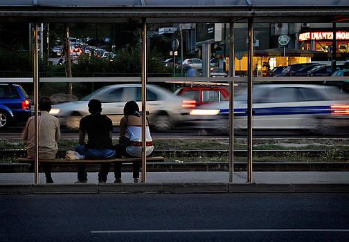 Zoran Buletic - Waiting For Tram