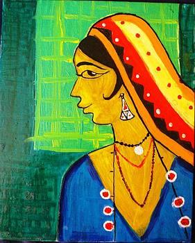 Waiting by Sonali Singh