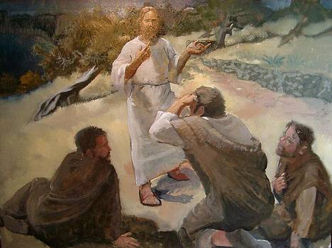 Waking the Apostles by Larry Christensen