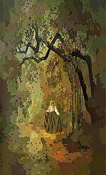 Walk In The Forest by Virginia Dillman