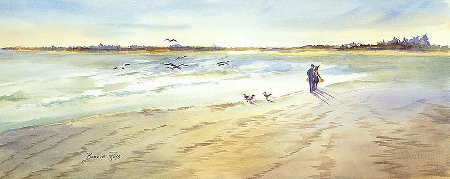 Walk on the Beach by Bonnie Ross