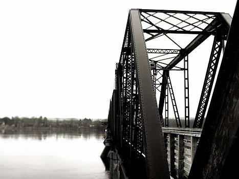 Walking Bridge by Jonathan Lagace