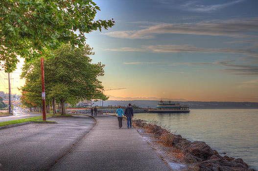Barry Jones - Walking the Tacoma Waterfront