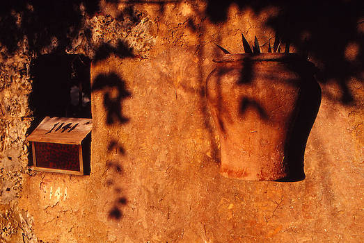 Wall Urn by Bob Whitt