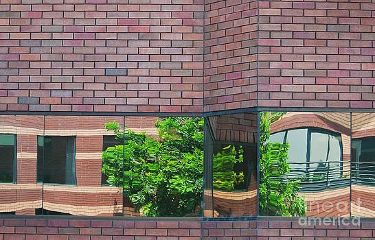 Wall Warp by Dan Holm