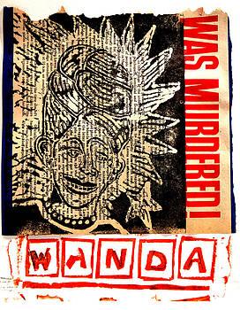 Wanda Was MURDERED by Sue Van Horsen