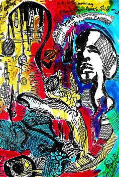 Jon Baldwin  Art - Wander Thru the Moonshine