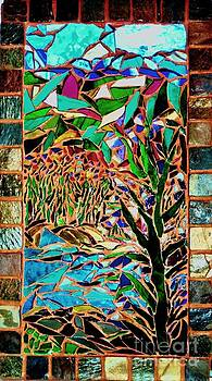 Wandering Creek by Brenda Marik-schmidt