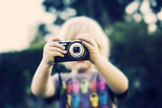 Want a picture? by Sally Anscombe
