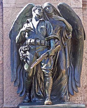 Anne Ferguson - War Memorial-Prospect Park