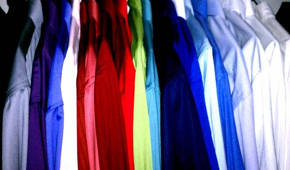 Kevin D Davis - Wardrobe of Color