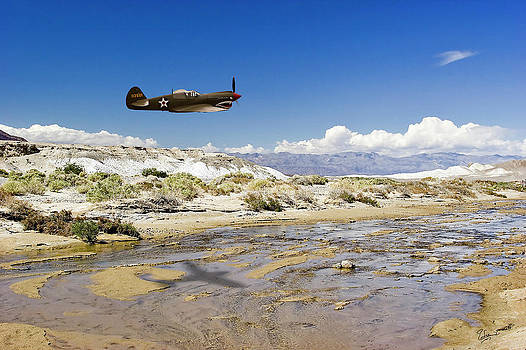 Endre Balogh - Warhawk Over Salt Creek