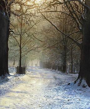 Warm on the Inside by Helen Parsley
