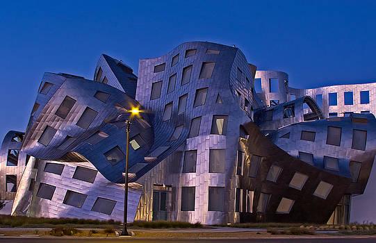 Warped Architecture by Charles Fletcher