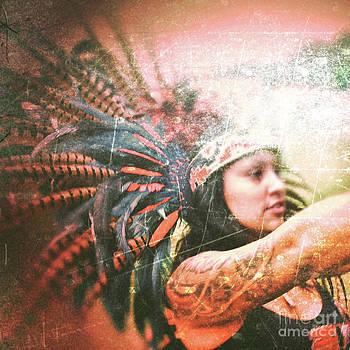 Warrior Dance by Kevyn Bashore