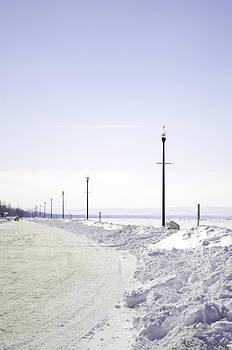 Elaine Mikkelstrup - Wasaga Beach Winter