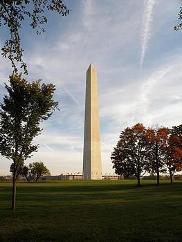 FeVa  Fotos - Washington Monument at Midday