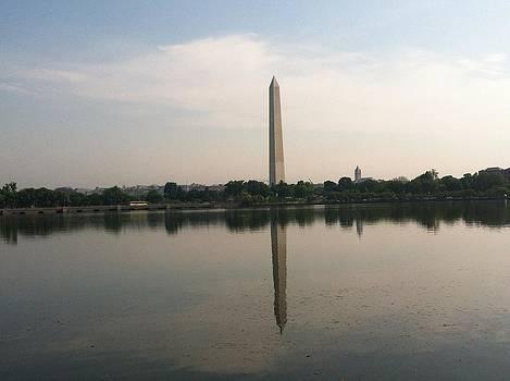 Washington Monument by David Stich