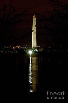 Tim Mulina - Washington Monument Reflections
