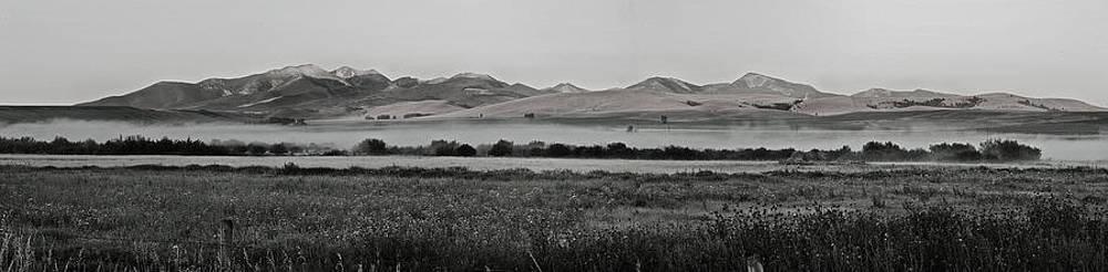 Michael Peychich - Washington Morning panorama