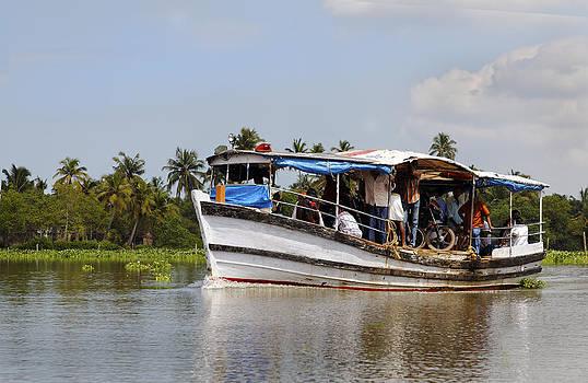 Kantilal Patel - Water Infrastructure Kerala