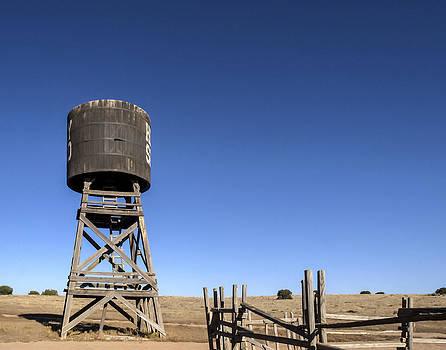 Water Tower by Ralph Brannan