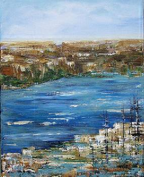 Water Way by Elaine Booth-Kallweit