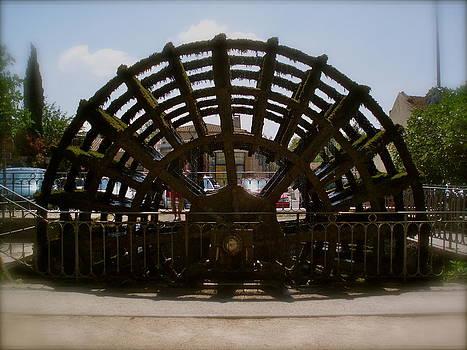 Water Wheel by Jacqueline Cappadora