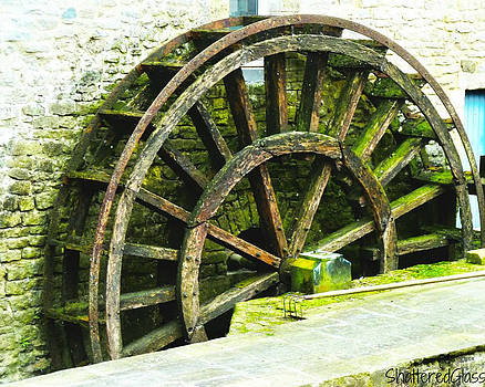 Water Wheel by ShatteredGlass Photography