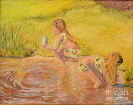 Waterbabies by Marlene Petersen