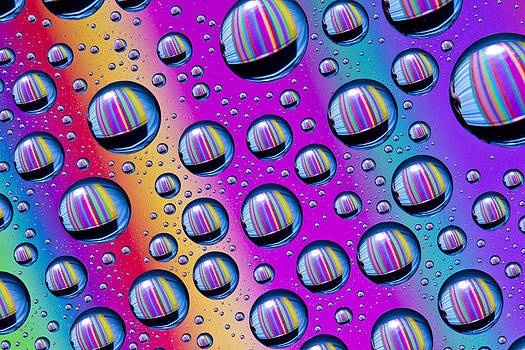 Waterdropps by Christoffer Rathjen