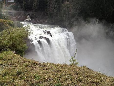 Waterfall Escape by Jeremy Hilton