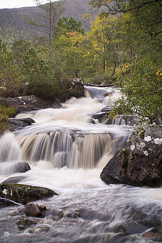 Howard Kennedy - Waterfall in the Highlands