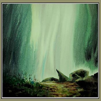 Waterfall1 by Prakash Patil