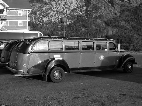 Stuart Turnbull - Waterton limo I