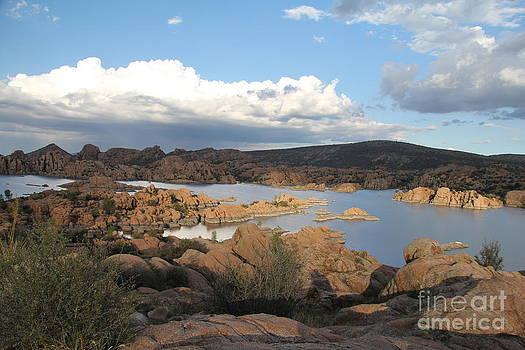 Watson Lake 2 by Diane Greco-Lesser