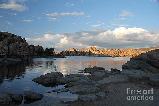 Watson Lake 5  by Diane Greco-Lesser