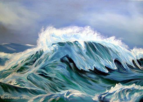 Wave 6 by Fritz Engelhardt