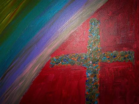 Wave Of The Cross by Dennis Young