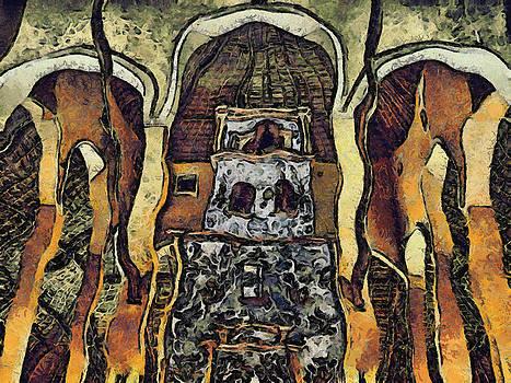 Wavy Arches by Dancin Artworks