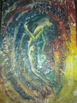 Wax Painting by Jasmine Farooqi