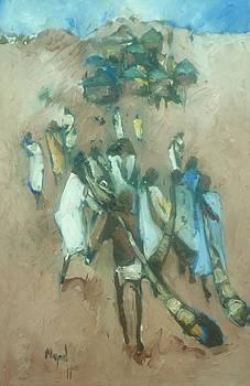 Wazza by Negoud Dahab