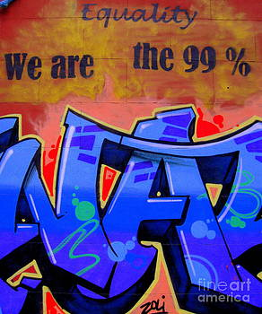 We Are The 99 by Maria Scarfone