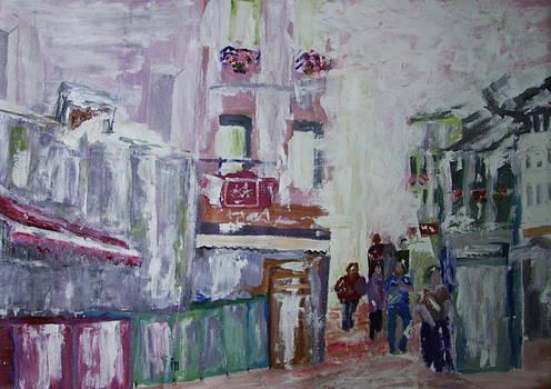 We Miss You Galway by Rosemen Elsayad